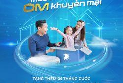 VNPT chính thức cung cấp loạt gói cước Internet HOME với ưu đãi cực hấp dẫn