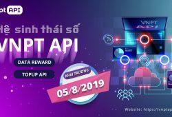 Tập đoàn Bưu chính viễn thông ra mắt nền tảng VNPT API