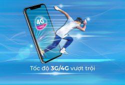 4G/3G VƯỢT TRỘI
