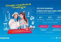 """Du lịch Tết, online """"hết mình"""" với gói Roaming không giới hạn dung lượng của VinaPhone"""